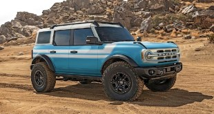 2022 Ford Bronco Warthog price
