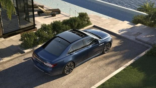 2022 Lincoln Continental Price