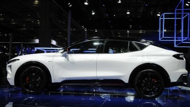 2022 Ford Evos Mondeo