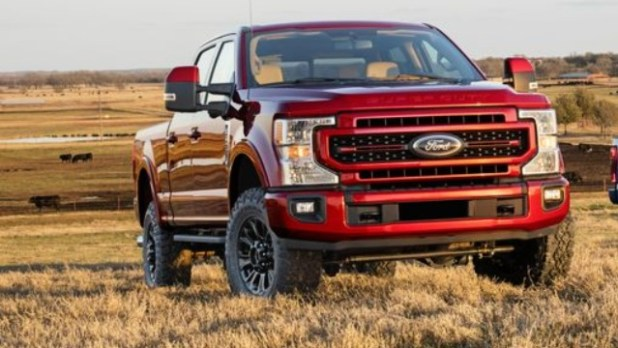 2022 Ford F-250 Lariat package