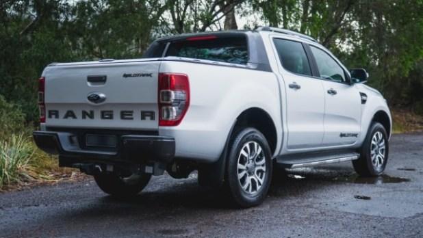 2022 Ford Ranger Wildtrak price