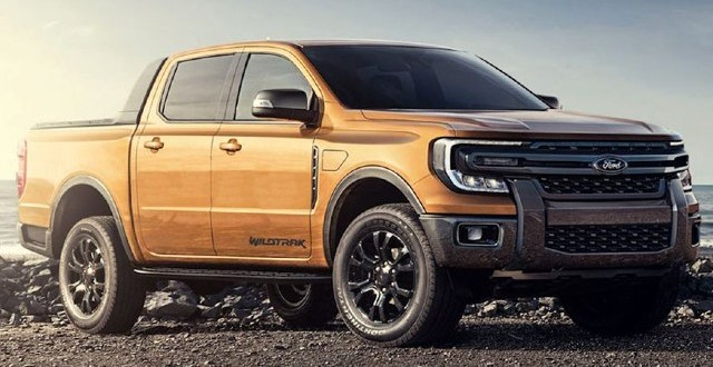 2022 Ford Ranger Wildtrak release date
