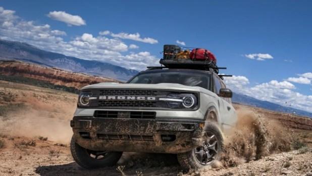 2022 Ford Bronco Sport Badlands 0-60