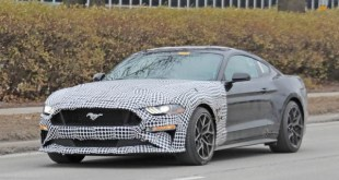 2023 Ford Mustang S650 spy shots