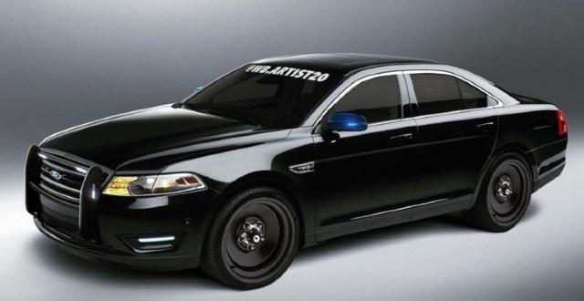 2022 Ford Crown Victoria Police return
