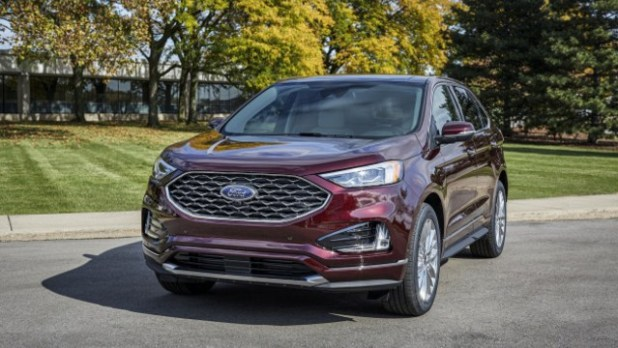 2022 Ford Edge Hybrid mpg
