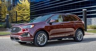 2022 Ford Edge Hybrid price