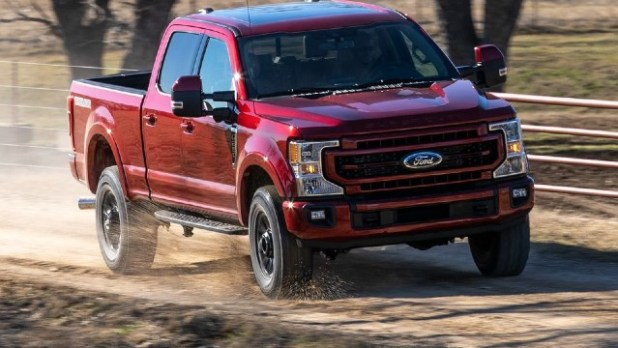 2022 Ford F-250 Tremor package