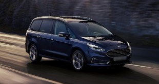 2022 Ford Galaxy facelift