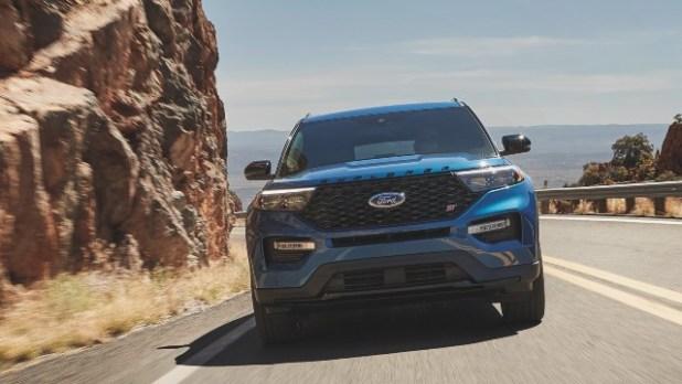 2023 Ford Explorer st
