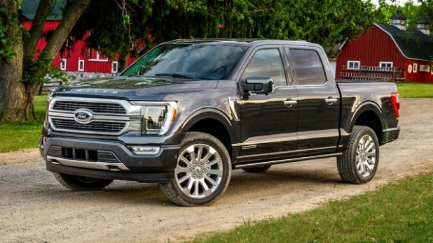 2023 Ford F-150 price