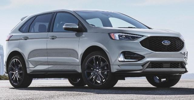 2023 Ford Edge Titanium