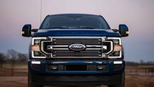 2023 Ford F-350 redesign