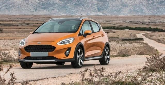 2023 Ford Fiesta release date
