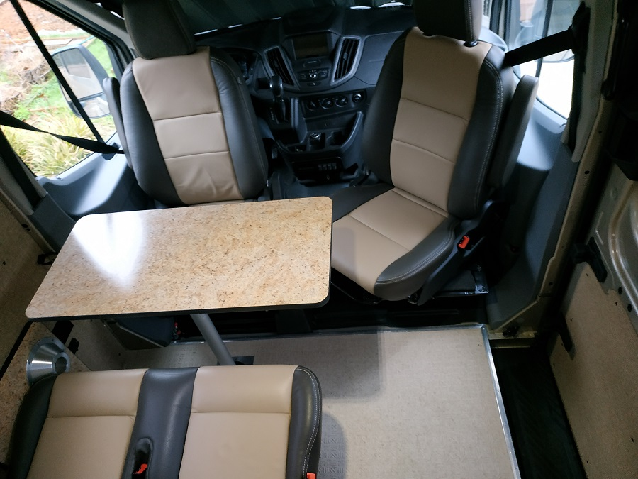 What Are Really Good Seat Covers For A Transit Ford Transit Usa Forum
