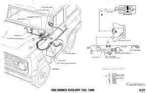 1968 Bronco wiring diagrams  Ford Truck Fanatics