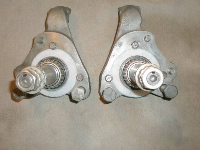 Sold Disc Brake Spindles 73 74 E Body 73 76 A Body Cars