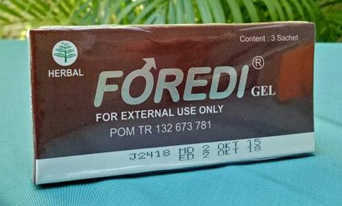 manfaat foredi gel