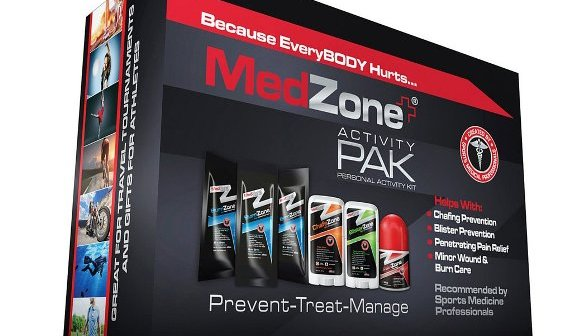 MedZone Pain Relief for Golfers