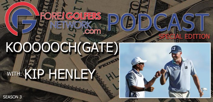 FGN Special – Kip Henley on Kuchar, Caddies, and Life on Tour