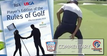 A Plea To The USGA – Fix The Drop Rule
