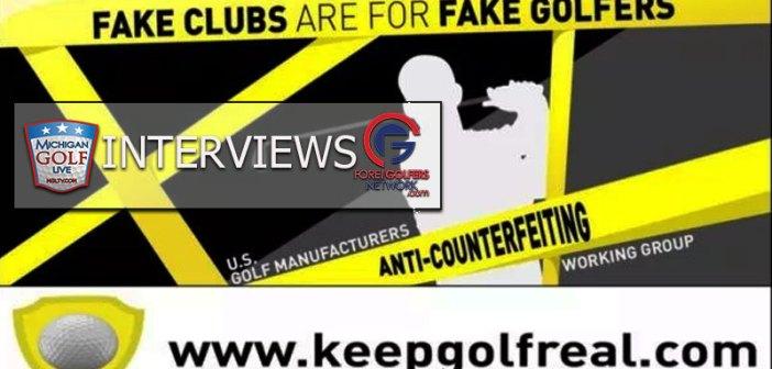 Caution – Counterfeit Golf Equipment