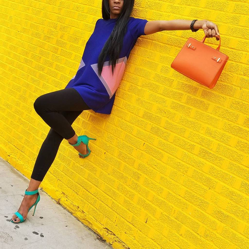 Spring Fashion Trend: Color-Blocking Outfit Tips