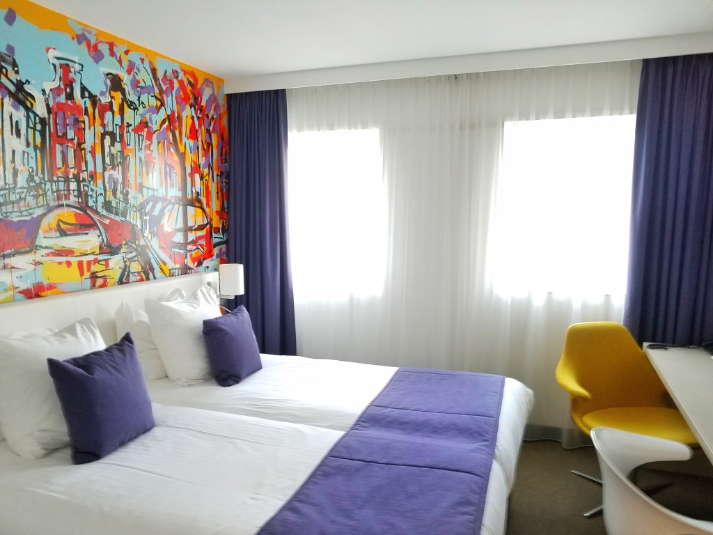 westcord art hotel review by popular Dallas travel blogger Foreign Fresh & Fierce