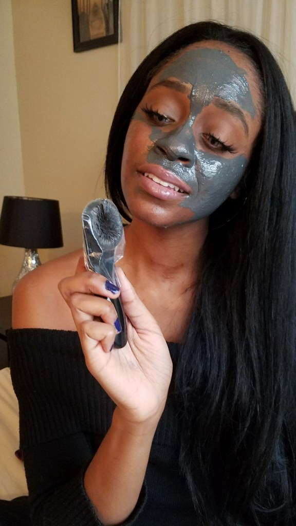 onyx youth korean beauty - Onyx Youth Magnetic Face Mask - A Facial Attraction! by Dallas style blogger Foreign Fresh & Fierce