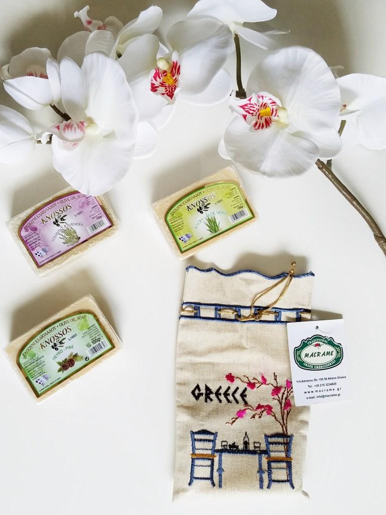 olive oil soap macrame