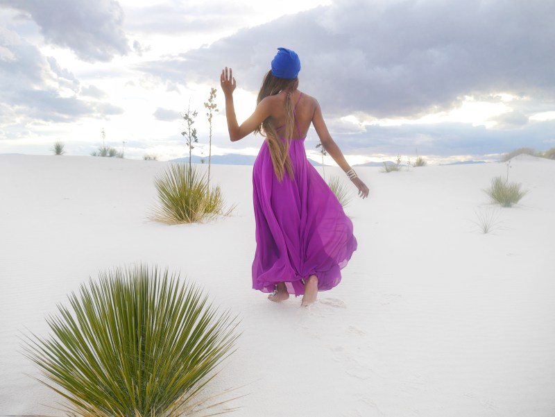 white sands new mexico - Things To Do in White Sands NM by popular Dallas travel blogger Foreign Fresh and Fierce