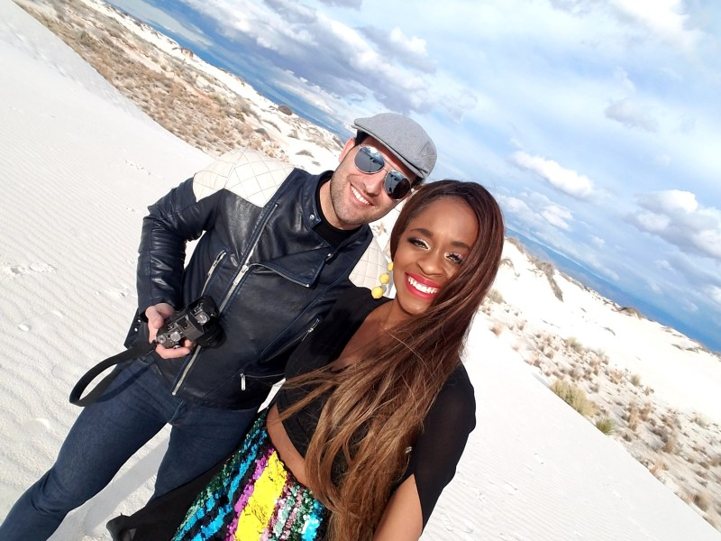 white sands national monument - Things To Do in White Sands NM by popular Dallas travel blogger Foreign Fresh and Fierce