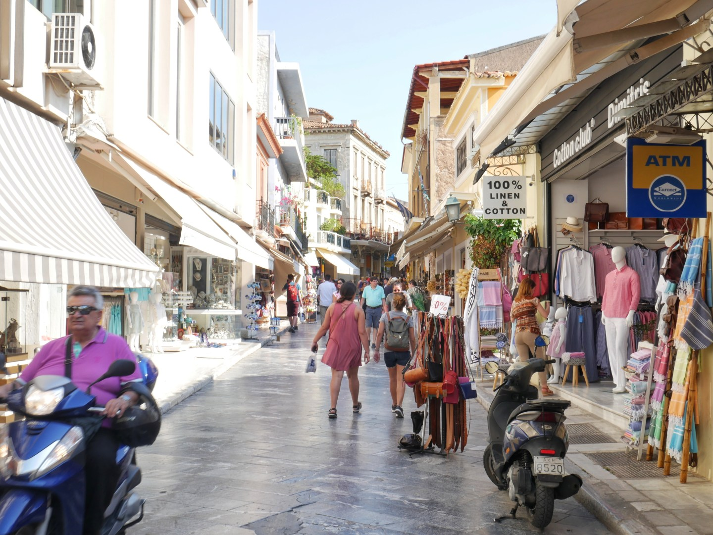 plaka Athens Greece