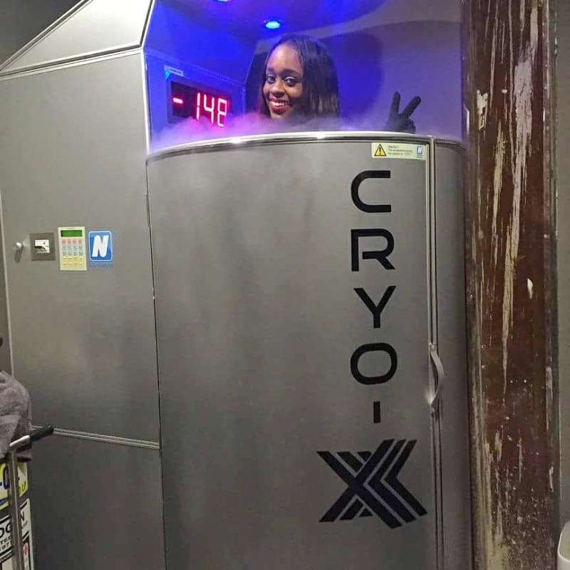 Cryotherapy cryo-x