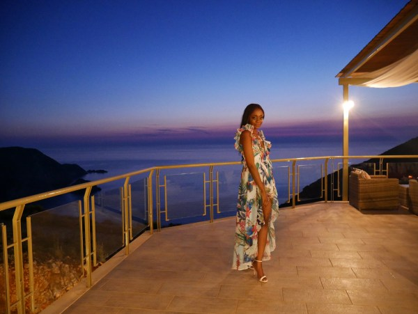 kefalonia sunset best photo locations in Santorini Greece