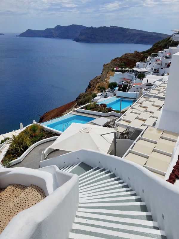 Santorini Greece travel