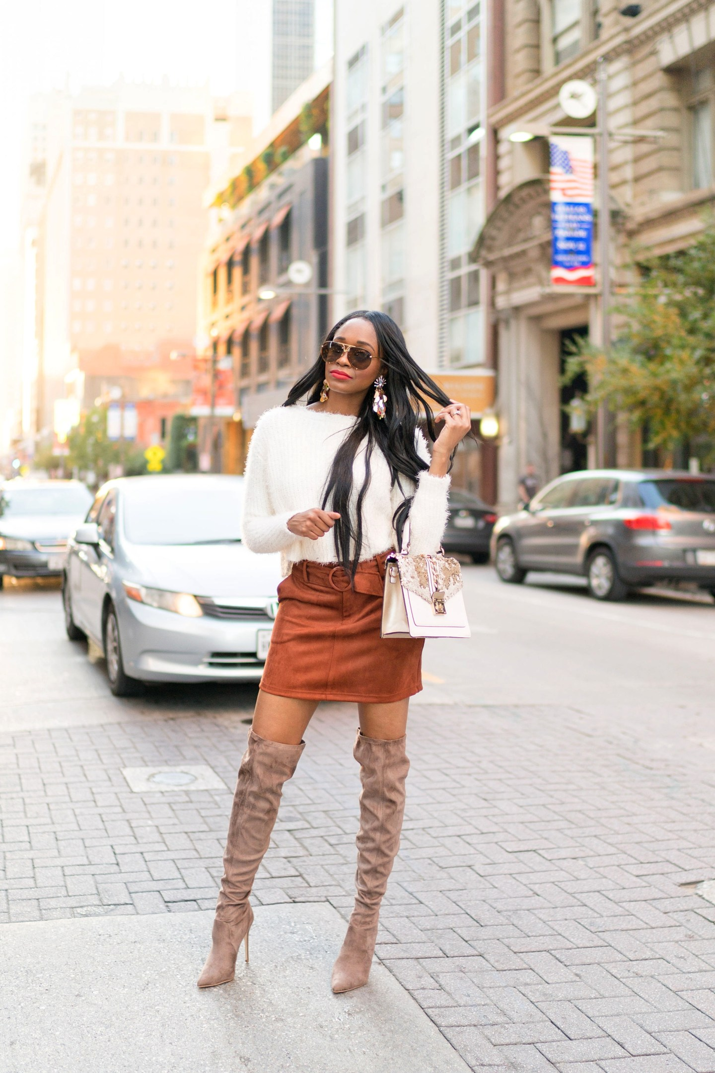 Fall Fashion Trend – Suede Style