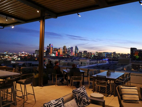 Upside West Village Rooftop Bar Dallas Travel Guide: The Coolest City You Should Visit