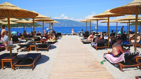 Antisamos Beach Sami Kefalonia Greece The Most Beautiful Beaches in Greece