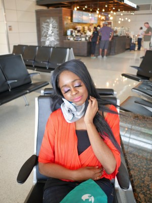 TRTL Pillow neck pillow travel essential
