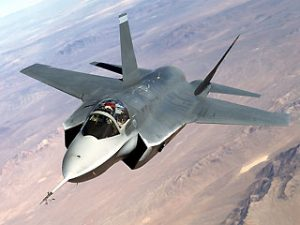 The U.S. recently agreed to sell Israel 20 F-35 jet fighters. (AP)