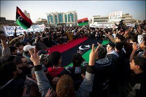 Protests in Libya