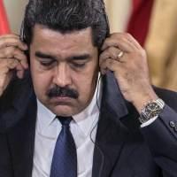 Washington nomeou um presidente para a Venezuela