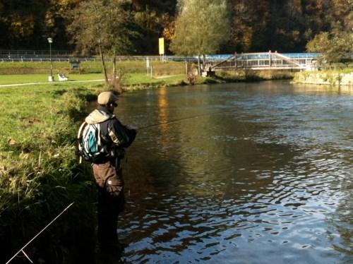 Tankred Fishing Wiesent 1