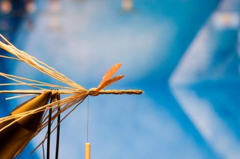 Forelle Äsche Fliegenbinden Schnake Crane Fly Daddy Long Legs14