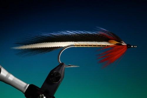Forelle Äsche Fliegenbinden Barry Ord Clarke Matuka Streamer