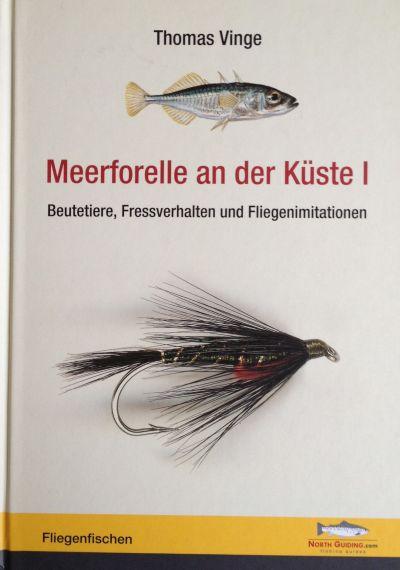 Forelle Äsche Fliegenfischen Meerforelle Küste Dänemark Northguiding