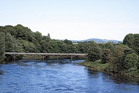 River Ribble © flickr: KeithJustKeith