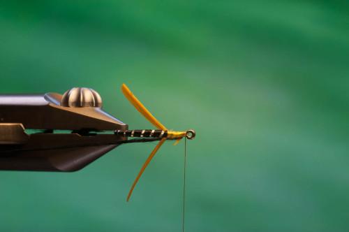 SO Fliegenbinden Buzzers Epoxy6