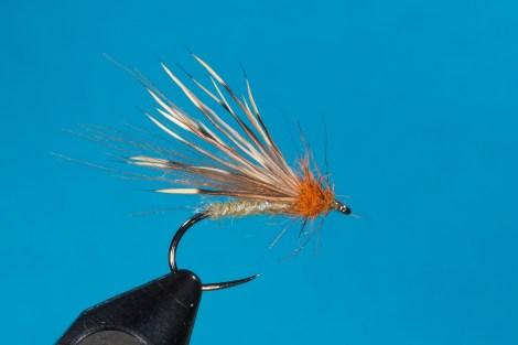 WR Buck Caddis Marbled Sedge8